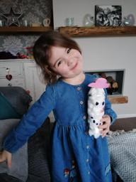 Willow's bottle snowman
