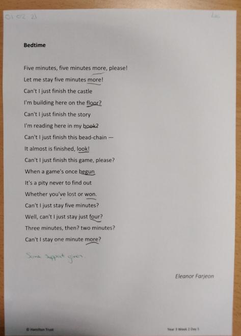 Leo's Poetry
