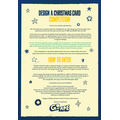 Design a Christmas Card Competition - get creative for a chance to win fantastic prizes!