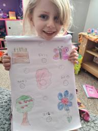 Leela's number 6 poster