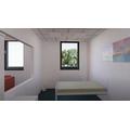 Life Skills flat - bedroom
