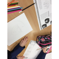 We learnt how to draw in the Japanese Anime style.
