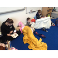 Cosy reading time