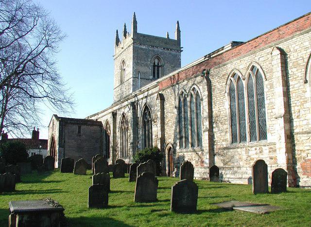 Our parish church, St.Mary's
