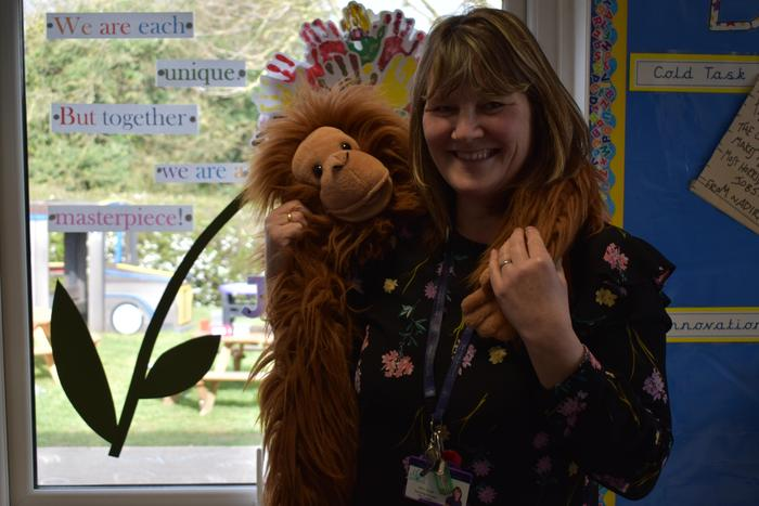 Mrs L Hough - Year 2 Teaching Assistant