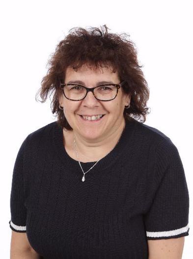 Mrs Warrington EYFS Teaching Assistant