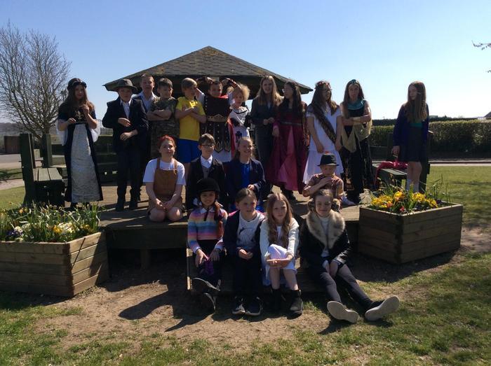 Willow Class historians