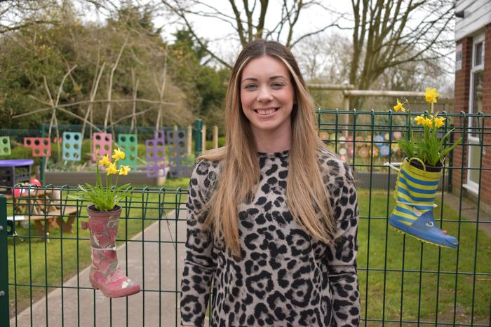 Mrs N Smith - Year 2 Teaching Assistant