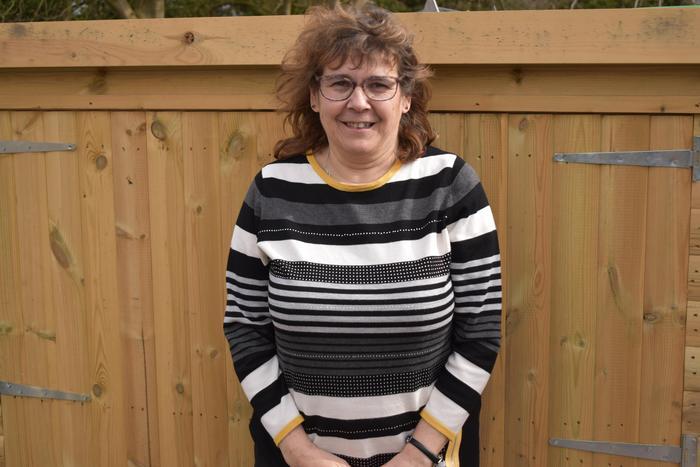 Mrs M Warrington - EYFS Teaching Assistant