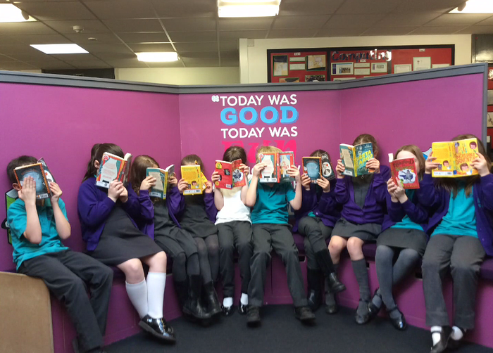 We have decided to read Attack of the Alien Dung!