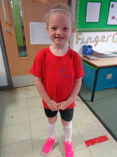 PE- we have started to practice for Sports Day!