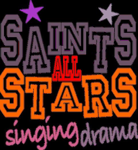 All Saints All Stars Logo