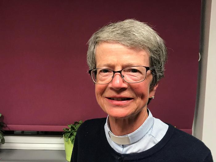 Rev Kathryn Elliott Foundation Governor