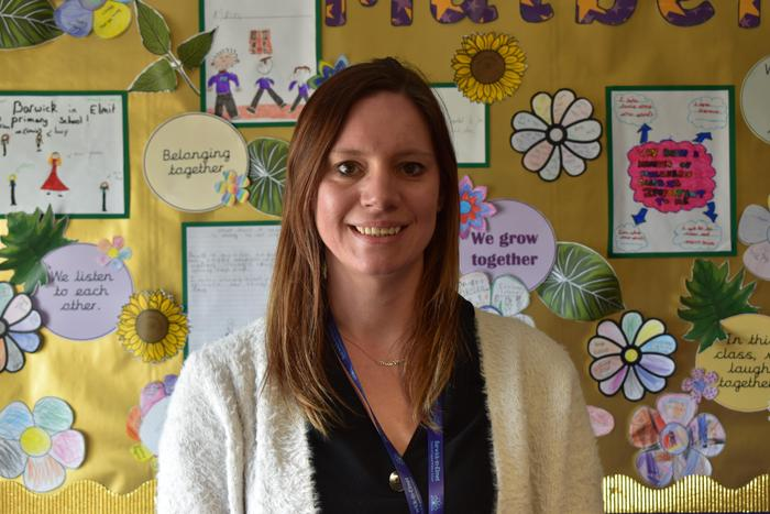 Mrs K Hand - Year 4 Teaching Assistant