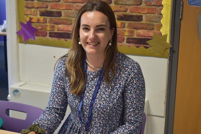 Miss Munro - Year 3 Teacher