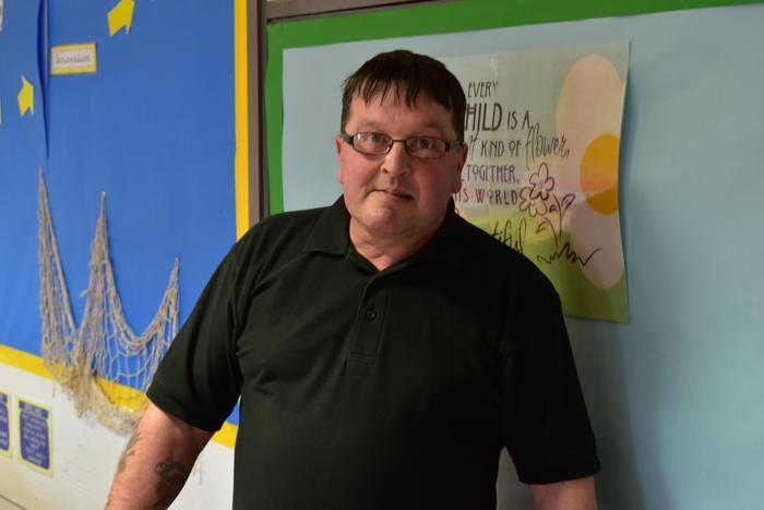 Mr A Hough - Superintendent