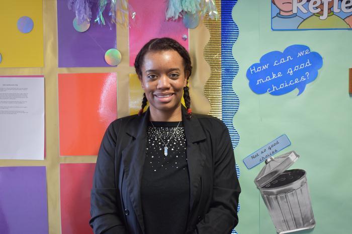 Miss Manners - Year 2 Teacher