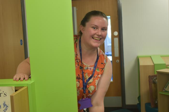 Miss Thorpe - Year 6 Teaching Assistant