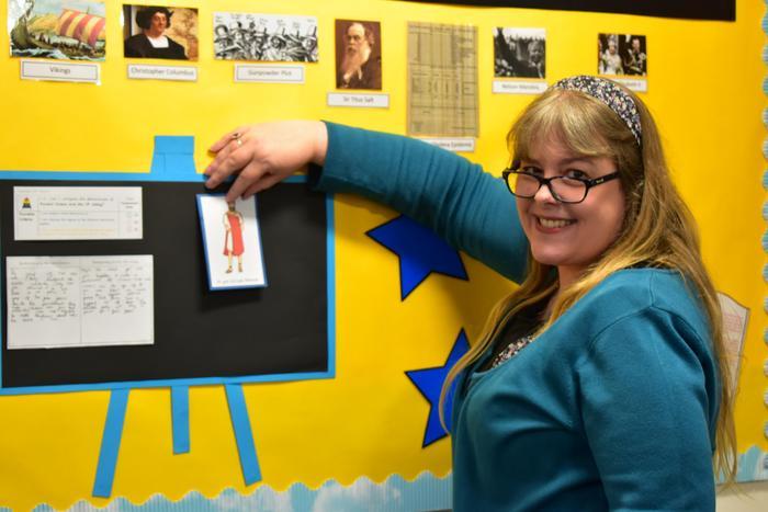 Mrs Jameson - Year 3 Teacher and SENDCo