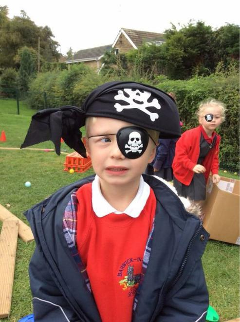 """""""I'm the Chief Pirate"""""""