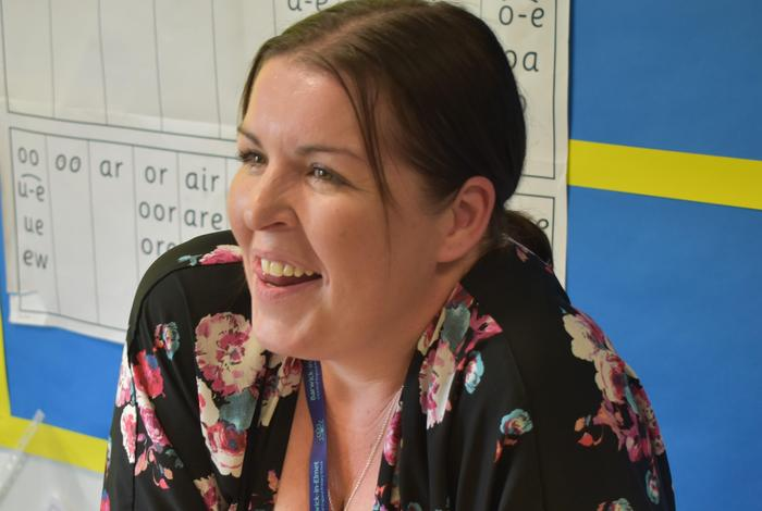 Mrs Armitage - Year 4 Teaching Assistant