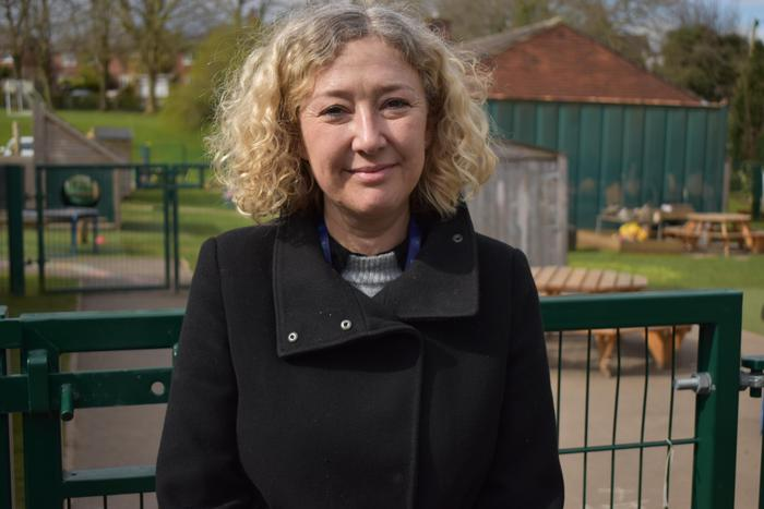 Mrs J Slater- Reception Teaching Assistant