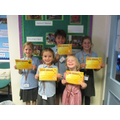 Award Winners Friday 20th September
