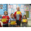 Award Winners - Friday 13th March