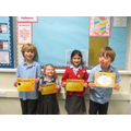 Gold Award winners Friday 10th January