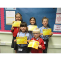 Award Winners Friday 27th September