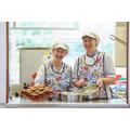 Mrs Mellor & Mrs Mellor (Kitchen Staff)