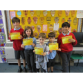 Award winners 21st June 2019