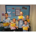 Award Winners Friday 18th October