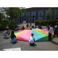 Parachute - July