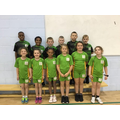 Year 3/4 Indoor Athletics Team