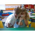 Testing our super smell in science - September