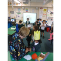 Otters cast their vote in a mock General Election