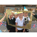 Queen's 90th Birthday Street Party - June