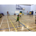 Year 2 Indoor Athletics