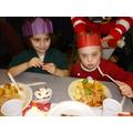 Christmas Dinner - December