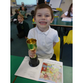 Reader of the Week - April