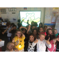 Getting spotty for Children in Need - November
