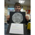 Archie's Moon Facts Homework