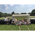 Inflatable Football - June