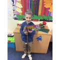 Year Two Reading Champion - March