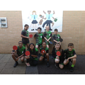 Year 5/6 Table Tennis Team