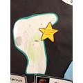 Sahib drew a brilliant alien!