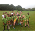 KS2 Cross Country Race 2
