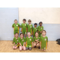 Year 1/2 Multi Ball Festival Team