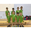 Year 2 Indoor Athletics Team